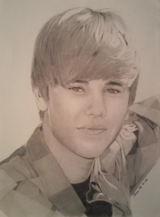 Justin Bieber por philvero